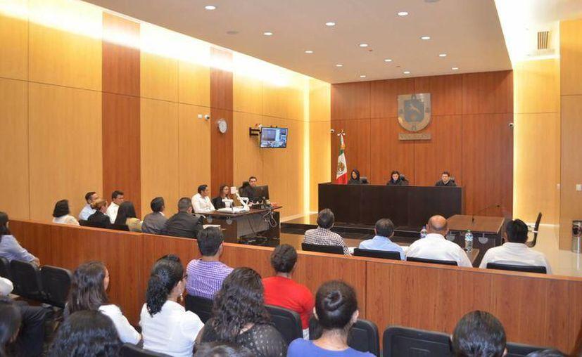 La sentencia fue emitida por el Tribunal Segundo de Juicio Oral. (Archivo/Sipse)