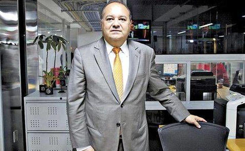 Amado Yáñez, director general de Oceanografía, capturado la madrugada de este domingo. (Milenio)