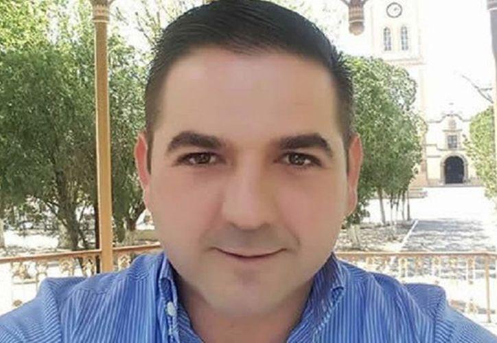 Roberto Gustavo González Hinojosa contendió por la alianza 'Por Tamaulipas al Frente'. (vanguardia.com)