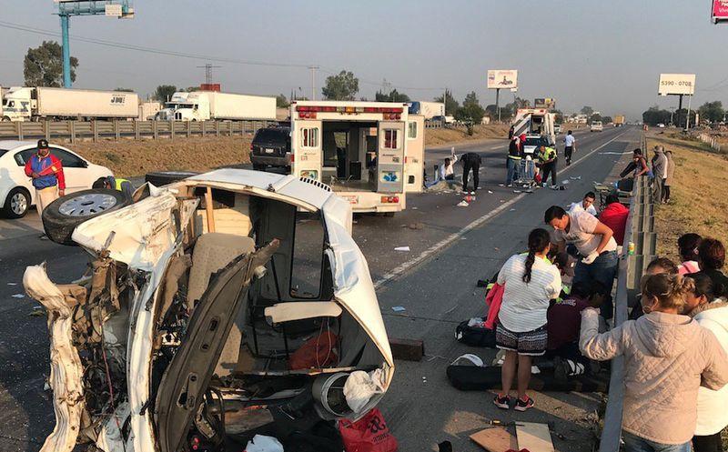 Estudiantes Del Conalep Se Accidentan En La M 233 Xico
