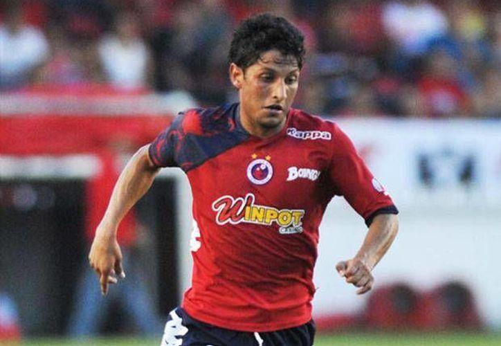 Angel Reyna marcó un triplete la jornada anterior y ahora hizo uno. (foxsportsla.com)