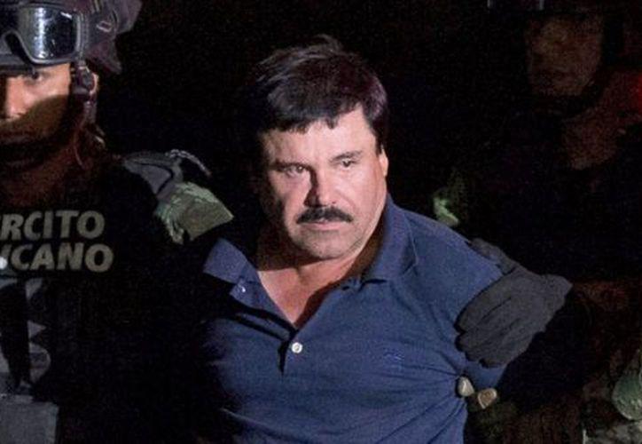 El 'Chapo' podría demandar a Netflix por su serie