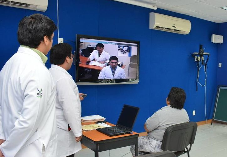 Con la telemedicina se ahorra tiempo en consultas con especialistas. (Milenio Novedades)