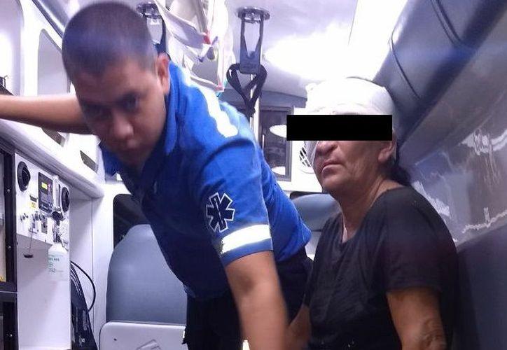 Riña deja dos lesionados en Playa del Carmen. (Redacción/SIPSE).