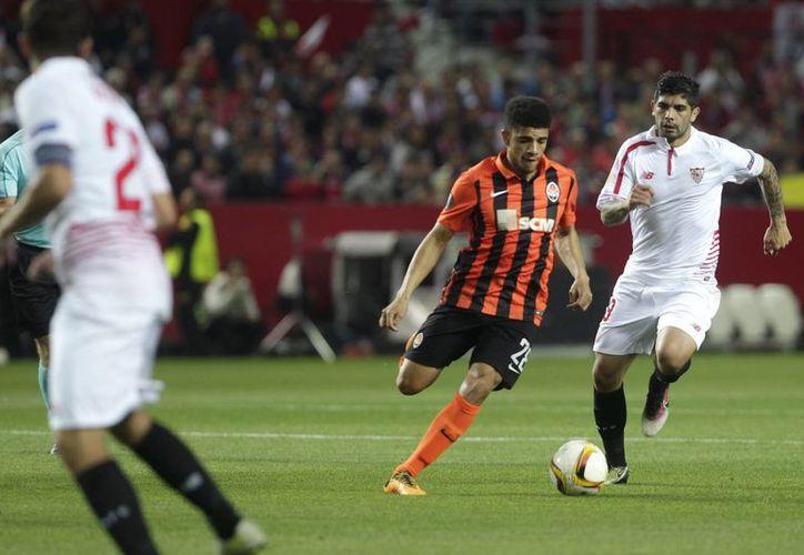 El Sevilla se reafirma como rey de la Liga Europa y accede a su tercera final consecutiva en la Europa League. (AP)