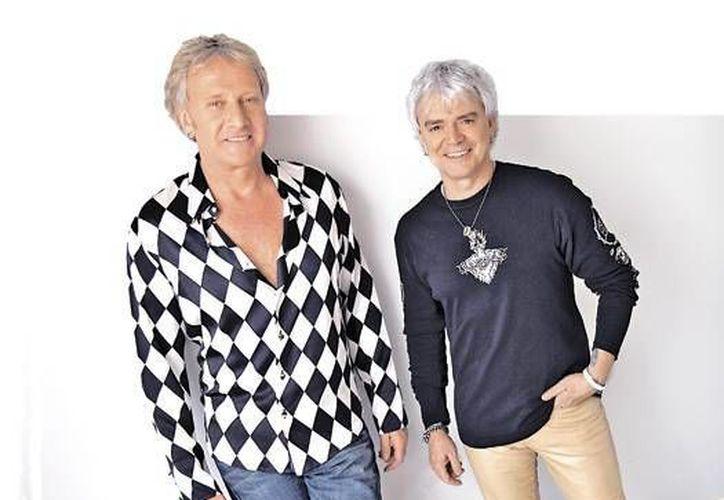 El 22 y 23 de marzo se presentará el dueto, el cual interpretará sus memorables canciones y éxitos de su reciente álbum. (oem.com.mx)