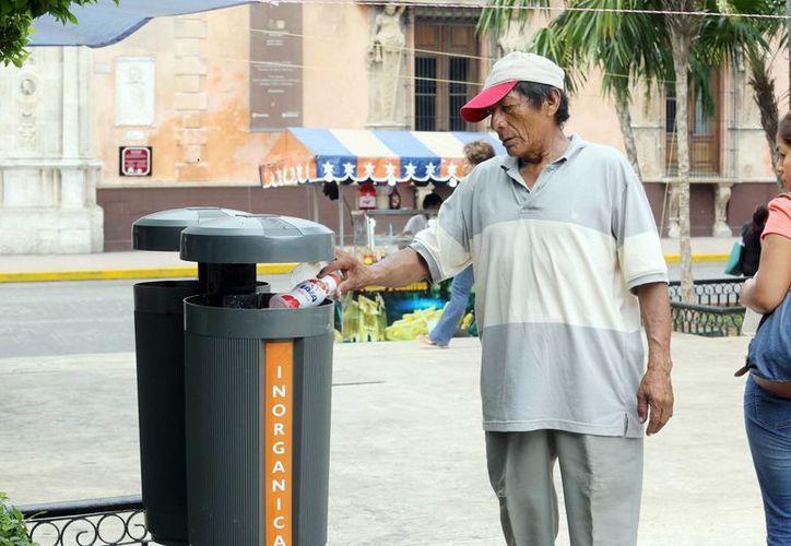 Indican que se debe fomentar una cultura de la separación de residuos. (Milenio Novedades)