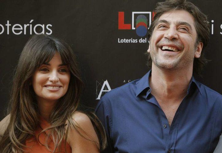 Penélope y Javier Bardem se convirtieron en padres por segunda vez hace unos días. (EFE)