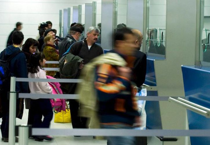Como medida de precaución, las autoridades decidieron cerrar la Terminal 1 del Aeropuerto Internacional de Sofía. (Archivo/EFE)