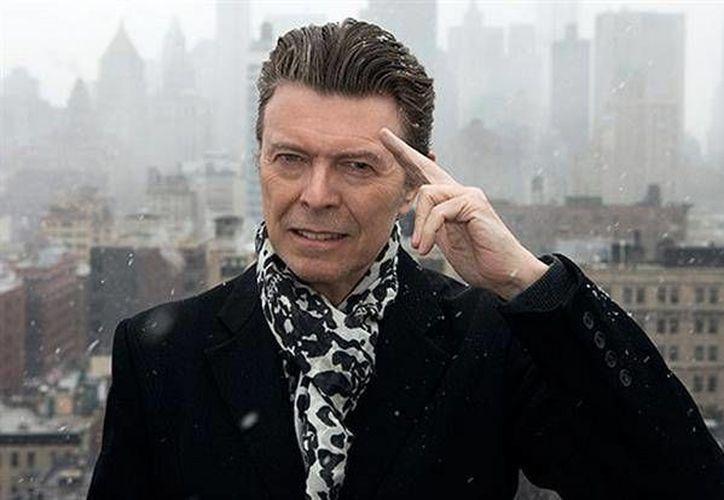 El cantante David Bowie falleció exactamente hace un año a causa de cáncer, cuando se encontraba en Nueva York.(Archivo/AP)