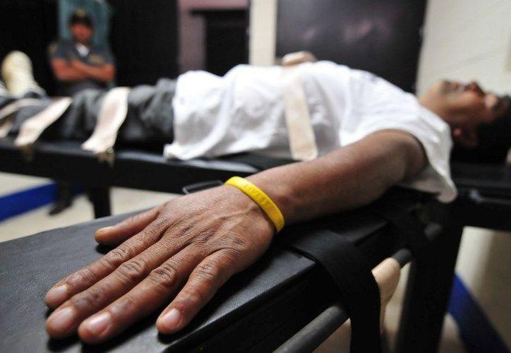 De acuerdo con Amnistía Internacional, 140 países miembros de Naciones Unidas son abolicionistas de esa pena, de los cuales 98 la han anulado totalmente. (AFP)