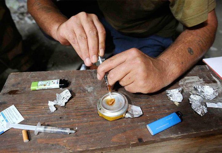 El procurador del Estado indicó que los casos de consumo de drogas son complejos y peligrosos. (Archivo/Reuters)