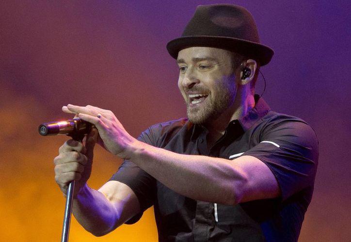 Justin Timberlake será el gran ganador de la noche. (Agencias)