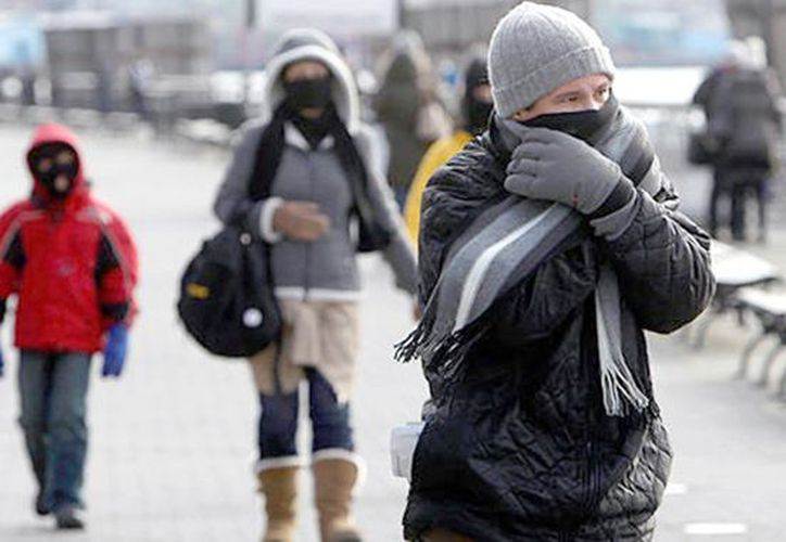 La mayoría de los frentes fríos que tocan el país, provienen del polo norte. (Foto: Contexto/Internet).
