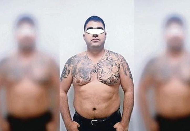 René Gerardo Santana es el principal integrante de una organización de violencia extrema en Chihuahua. (La Jornada)