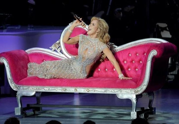 'El Amor World Tour' es la décimo segunda gira musical de la cantante mexicana Gloria Trevi. (Contexto/Internet)