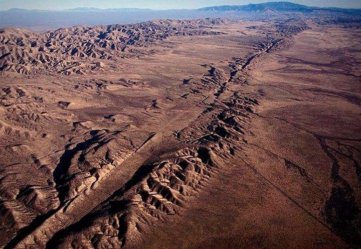 """El geólogo del USGS advirtió en entrevista con Los Angeles Times:""""Esta falla es lo que llamamos una ' bomba de tiempo tectónica' y está preparada para estallar"""". (Foto: Contexto/Internet)."""