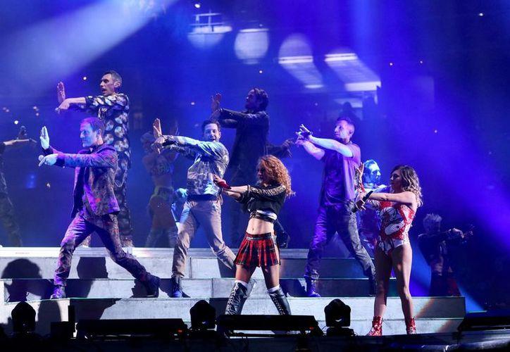 El lunes, BOBO producciones, propiedad de Ari Borovoy, anunció la ausencia de OV7 en el 90's Pop Tour; después, el resto de los integrantes expresaron haber sido marginados de manera unilateralmente del espectáculo. (Agencia Reforma)