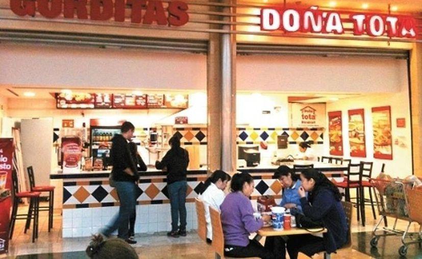 Con 59 años de existencia, el negocio de antojitos Gorditas Doña Tota surgió en Ciudad Victoria, Tamaulipas, pero es una cadena que se expande en todo el país y Texas. (Archivo SIPSE)