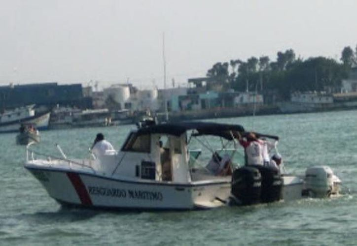 Más de 600 yates zarpan de las marinas de Yucalpetén y otros puntos de la costa de paseo cada fin de semana. (Milenio Novedades)
