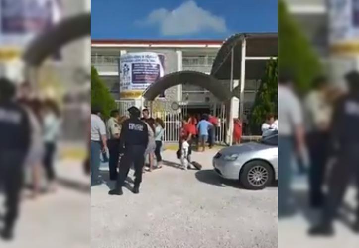 La Fiscalía General del Estado ya integra la carpeta de investigación contra un maestro acusado de abusar de un alumno del nivel preescolar del Colegio Regional de México. (Captura de pantalla)