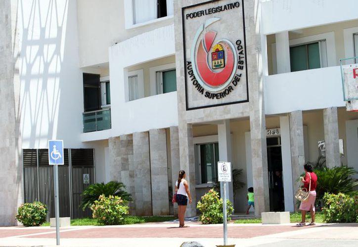 La Comisión de Hacienda, Presupuesto y Cuenta, amplió el presupuesto de la Aseqroo para que revise la Cuenta Pública 2015. (Joel Zamora/SIPSE)