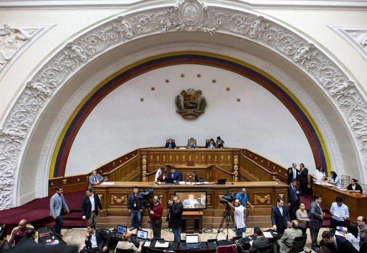 El Parlamento de Venezuela ha incumplido una sentencia del Tribunal Supremo, razón por la cual sus resoluciones fueron declarados inválidas. (EFE)