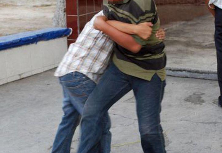 En sexto grado de primaria aumenta el índice de casos; de los 25 registrados sólo dos denuncian ante la ley. (Tomás Álvarez/SIPSE)