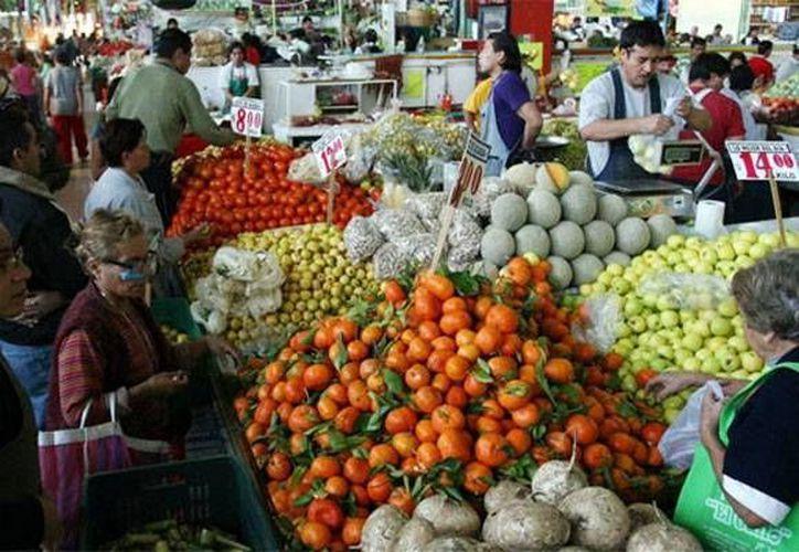 Otro signo relevante en materia económica es la reducción del índice inflacionario relacionado al precio de los alimentos, el cual, en los últimos meses ha sido menor que el indicador inflacionario nacional. (periodicocorreo.com.mx)