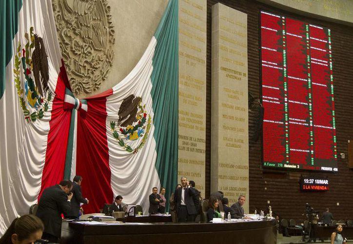 La propuesta de los legisladores pasa por la  factibilidad económica y social, así como de infraestructura deportiva y hotelera para la eventual candidatura de México a los Juegos Olímpicos de 2024. (Archivo/Notimex)