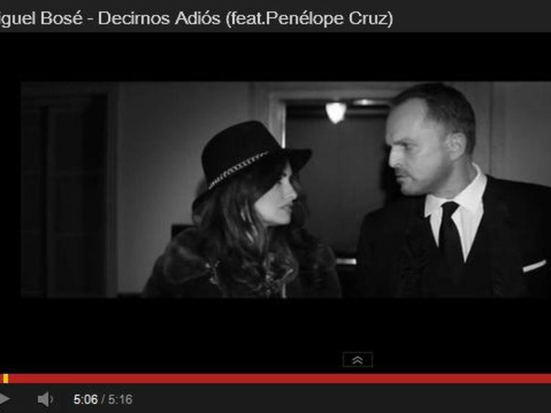 El tema inédito fue compuesto por el hermano de la actriz, Eduardo Cruz. (Youtube)