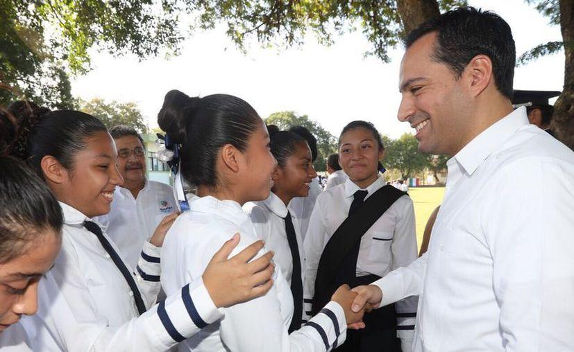 El gobierno de Mauricio Vila Dosal propone leyes en favor de las yucatecas. (Novedades Yucatán)