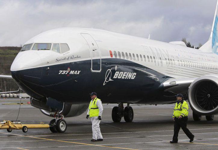 Se cree que podría haber un fallo en este tipo de aeronaves. (Reuters)