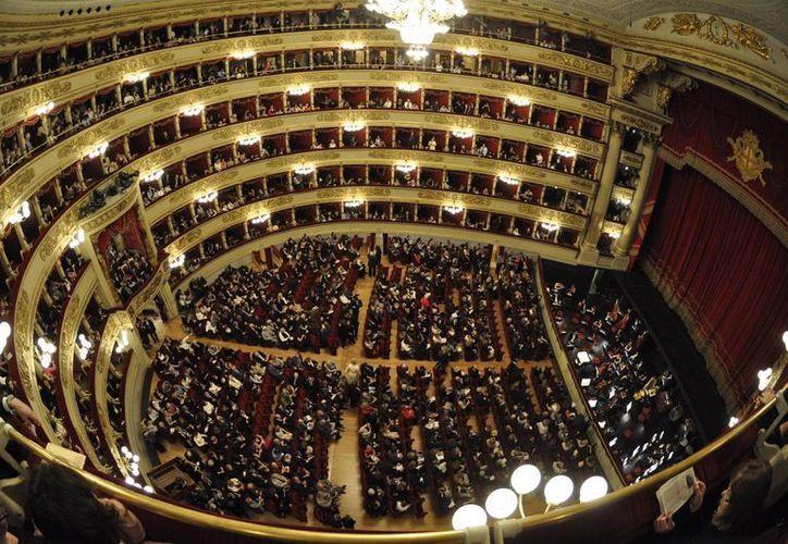 Hace más de una década que La Scala de Milán no presentaba un escándalo como este. (imgur.com)