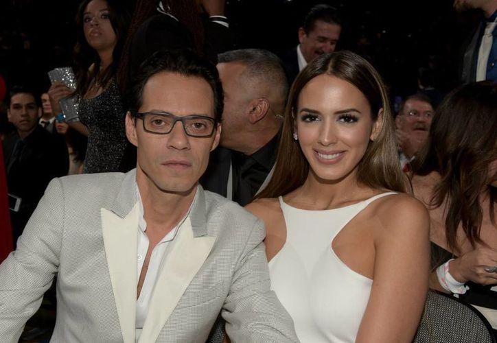 Marc Anthony y Shannon de Lima anunciaron su divorcio hace unos meses, luego de que el cantante se besó con Jennifer Lopez.(Archivo/AP)