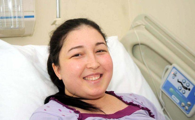 Derya Sert nació sin útero, al igual que una de cada 5 mil mujeres del mundo. (ulkedehaber.com)