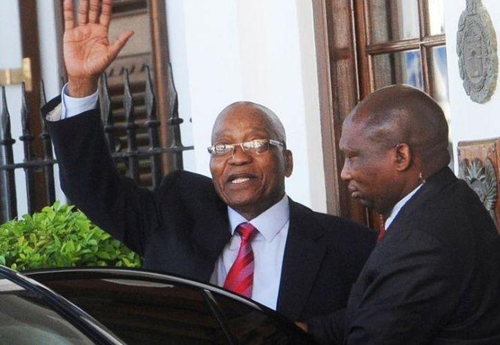 El Congreso Nacional Africano decidirá la salida del presidente. (excelsior.com)