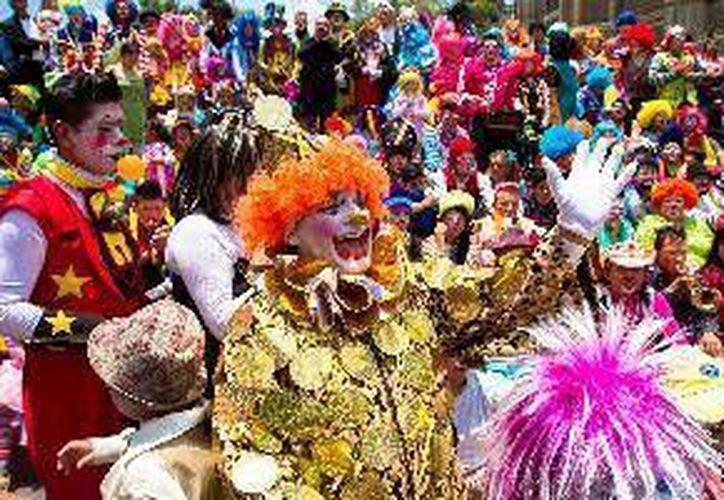 No cualquiera es payaso, este oficio demanda compromiso, opina un 'clown'. (Agencias)