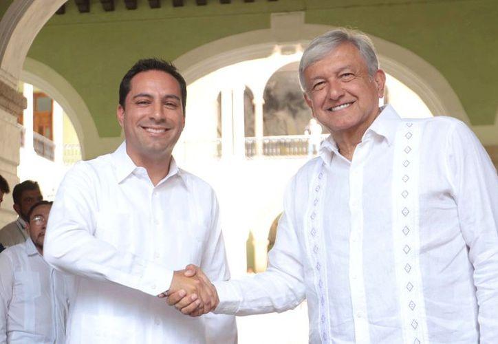 Hoy se espera la visita del presidente Andrés Manuel López Obrador. (Novedades Yucatán)