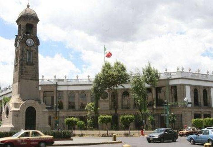 Sede de la Secretaría de Gobernación en la Ciudad de México, que debe rendir cuentas a petición del IFAI. (Milenio)