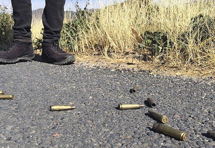 En la última semana se han intensificado los enfrentamientos en esta zona de Guerrero, que han dejado al menos 38 hombres muertos. (cuartoscuro).