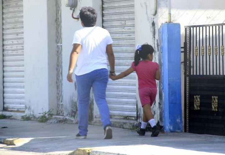Los menores de edad son forzados a realizar actividades con fines de explotación sexual. (Harold Alcocer/SIPSE)