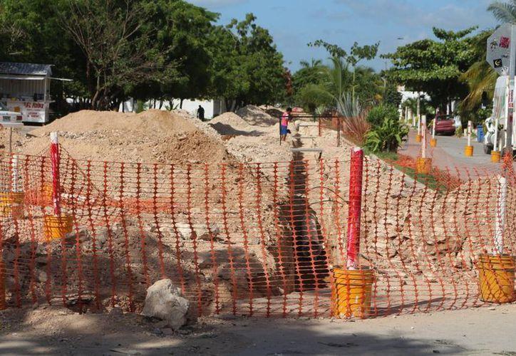 Los habitantes tratan de que el proyecto se detenga aunque se han estado haciendo reuniones para lograr su aceptación. (Adrián Barreto/SIPSE)