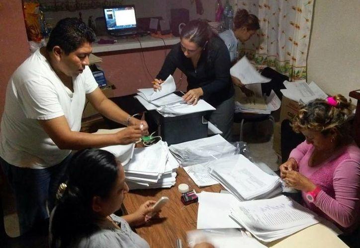 Los maestros inconformes sostienen mesas de diálogo con el Gobierno del Estado. (Milenio Novedades)