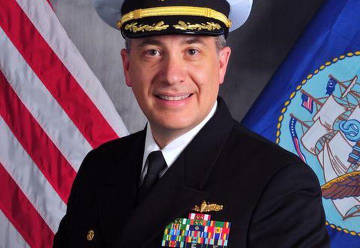 El capitán Dusek aceptó haber recibido sobornos entre enero de 2009 y febrero de 2011. (public.navy.mil)
