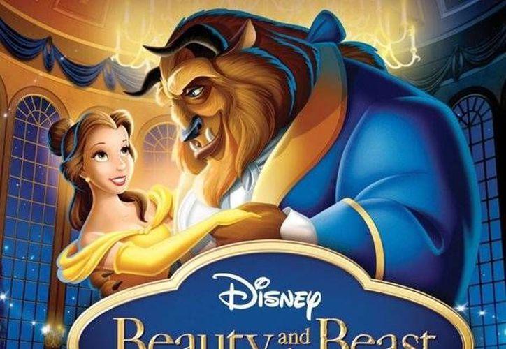 El clásico de Disney, <i>La Bella y la Bestia</i>, cumple 25 años. (Disney.com)