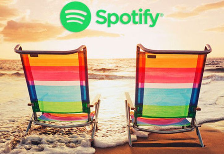 "Spotify también ha creado una lista de reproducción llamada ""50 Years of Songs of the Summer"". (Contexto/Internet)."
