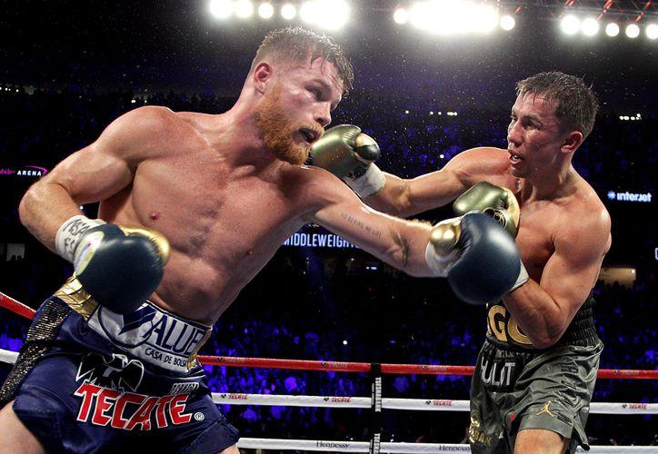 La pelea podría darse en cuanto termine la suspensión de Nevada. (Internet)