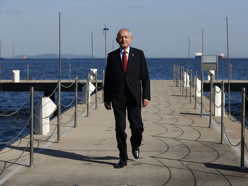 KENAL Kilicdaroglu, Turkey's main opposition party (CDP) leader. (AP)
