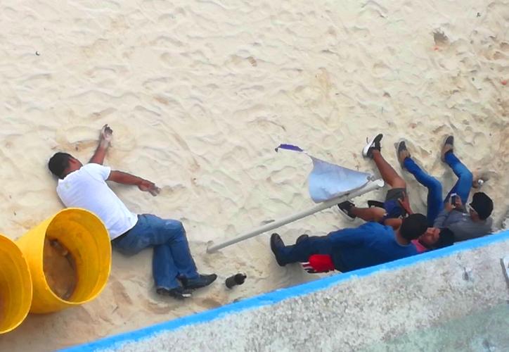 Aseguran que las personas en estado de ebriedad dañan la imagen de las playas. (Redacción)